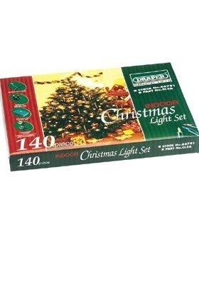 140pc CHRISTMAS LIGHT SET