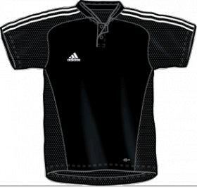Adidas Buttoned Collar Volleyball Shirt