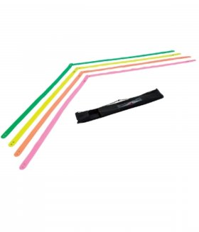 PVC strips 2 sets of 4