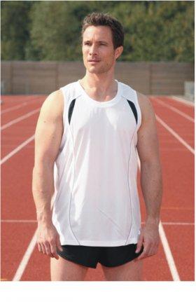 Precision Running Men Vest