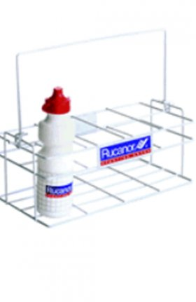 Rucanor Bottle Carrier (Metal)