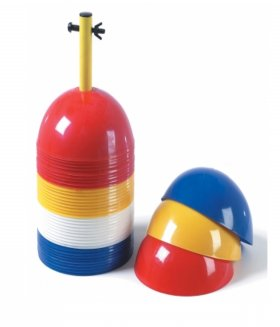 Sports Markers Set of 40