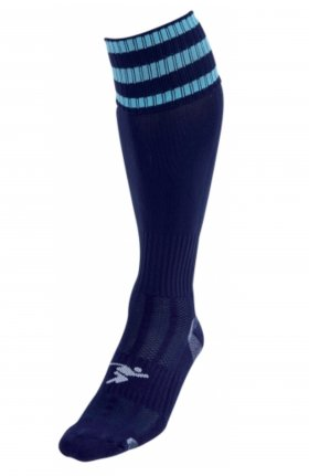 Three Stripe Pro Sock nvy/sky