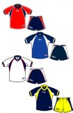 Asics Playoff Set (Shirt & Shorts)