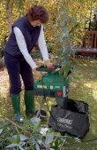 2500W 230V Quiet Garden Shredder