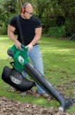 30cc Petrol Vacuum/Blower and Mulcher