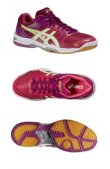 ASICS GEL ROCKET 7 FUCHSIA