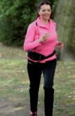 Ladies L/S Turtle Running Shirt PK