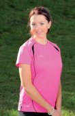 Ladies S/S Running Shirt PK