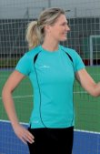 Ladies S/S Running Shirt TQ