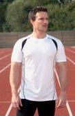 Men's S/S Running Shirt WT