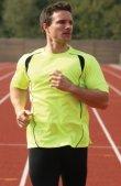Men's S/S Running Shirt YW