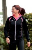 Precision Run Ladies Hoodie PK
