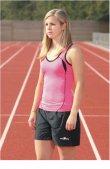 Precision Running Ladies Vest P/B