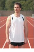 Precision Running Men Vest