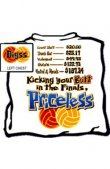 Volleyball T-Shirt - Priceless