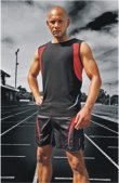 Spiro Men Athletic Vest