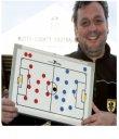 Tactic Board 30cm x 45cm