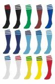Three Stripe Club Sock