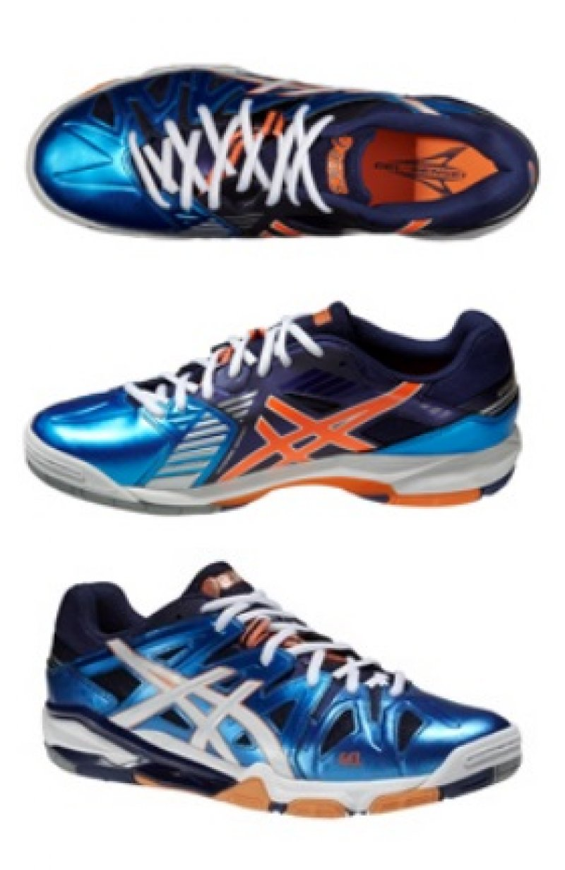 Asics Volleyball Shoes Ladies