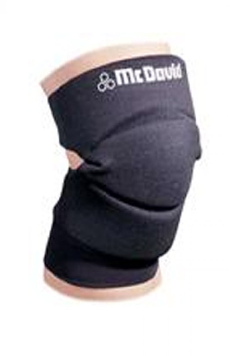 Mcdavid Deluxe Knee Pad 643