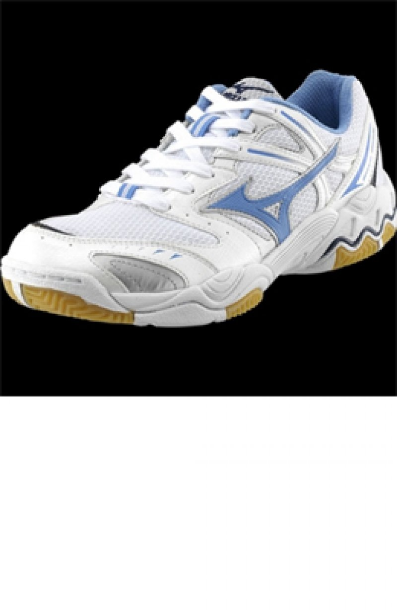 Ladies Mizuno Wave Oasis. This all-around indoor shoe of Mizuno is very ...